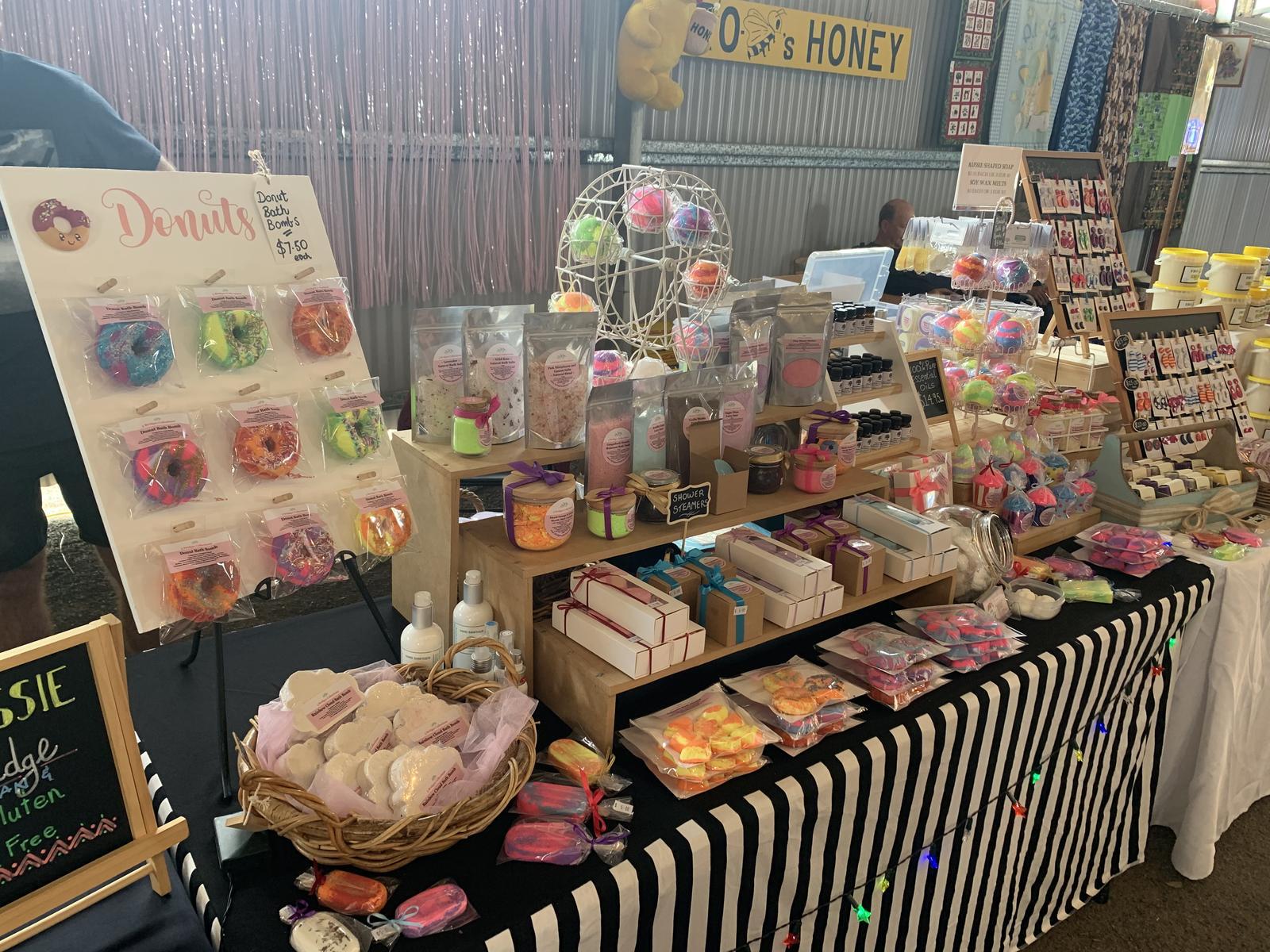 Stall display