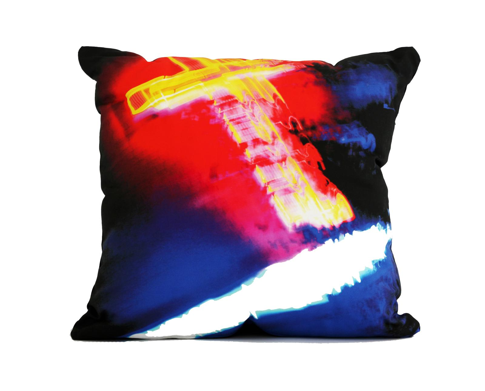 Neon Nights Cushion