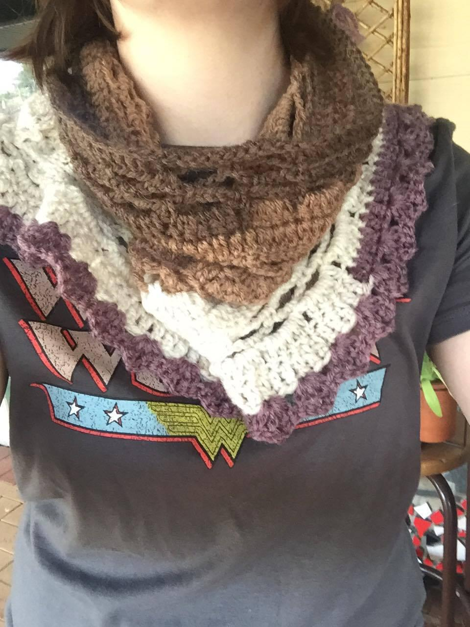 Cowls/ Infinity Scarves
