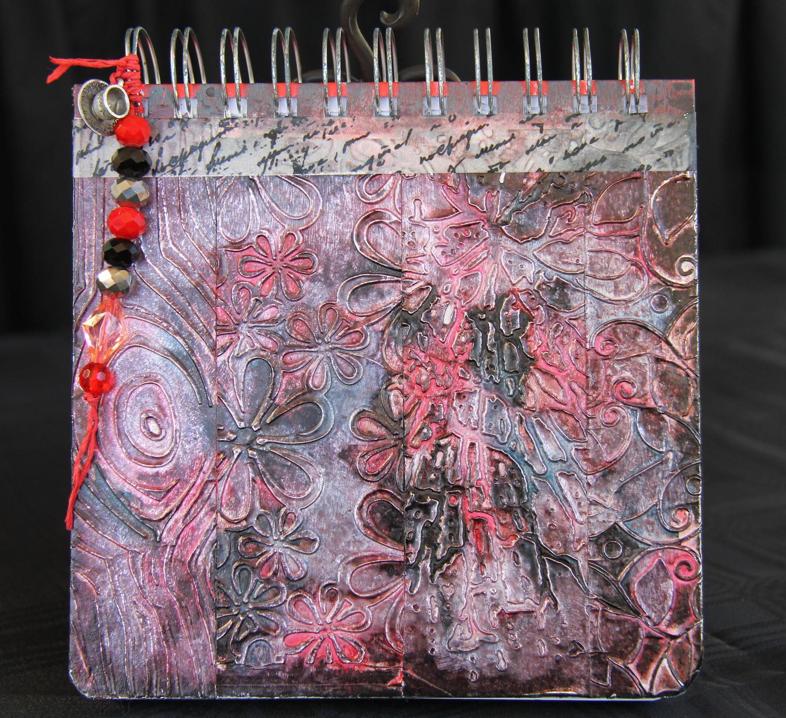 Mixed Media Notebooks