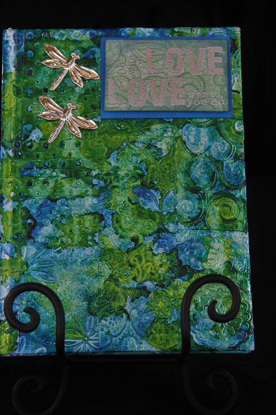 Mixed Media Notebooks