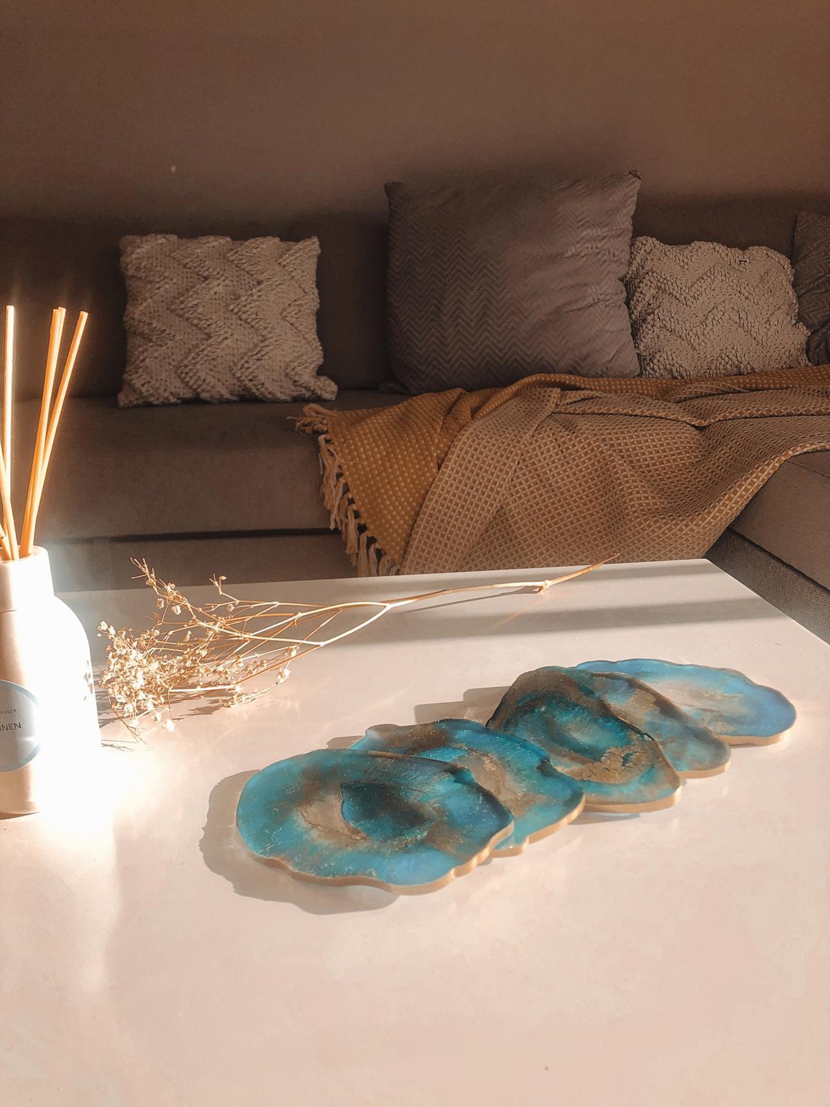 Geode Coaster Sets