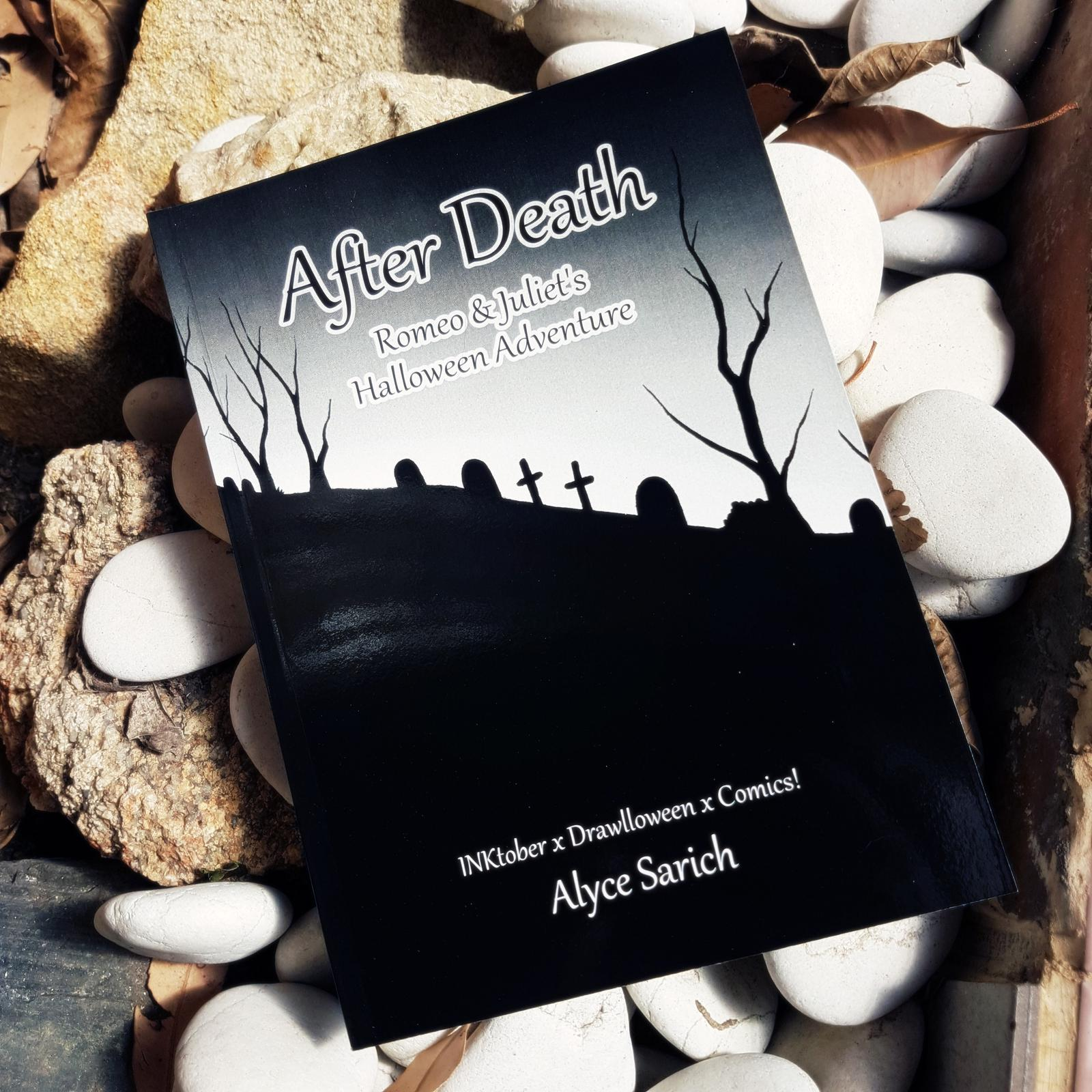 After Death - Self published comic