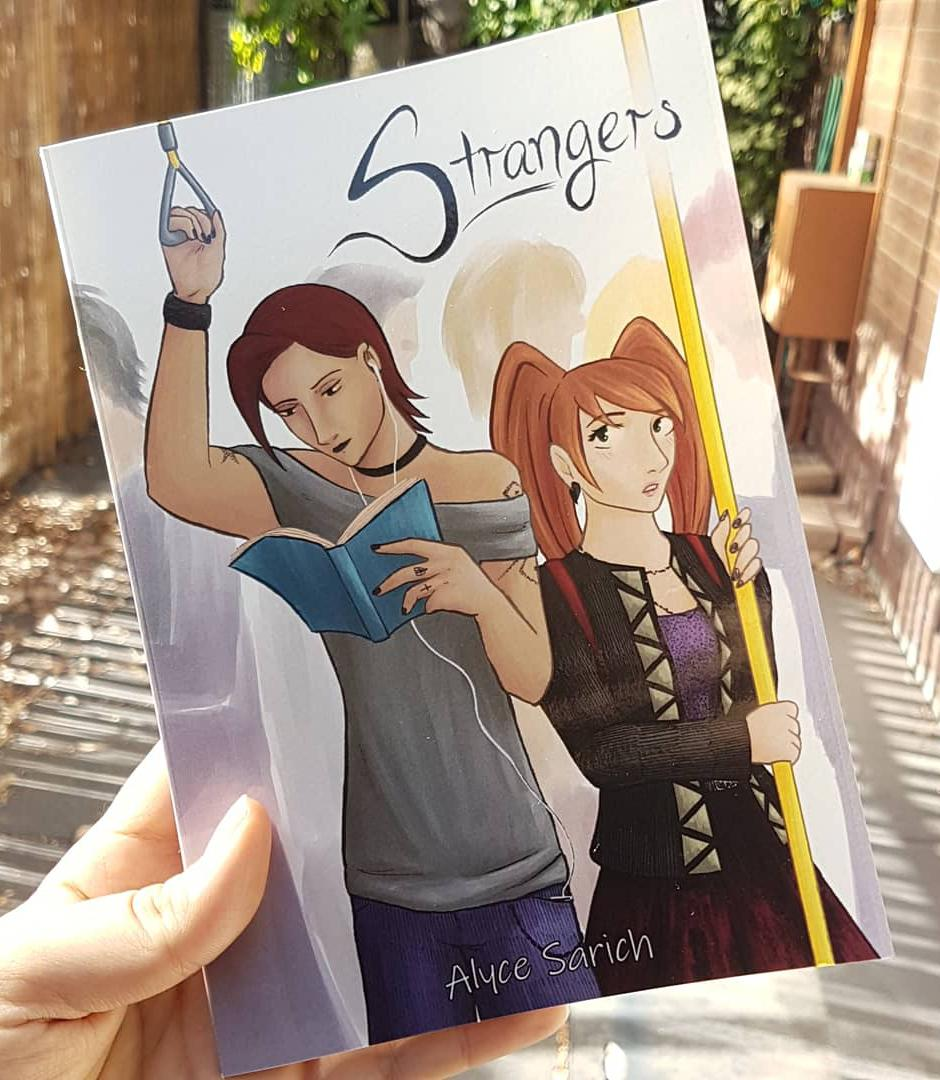 Strangers - Self published comic
