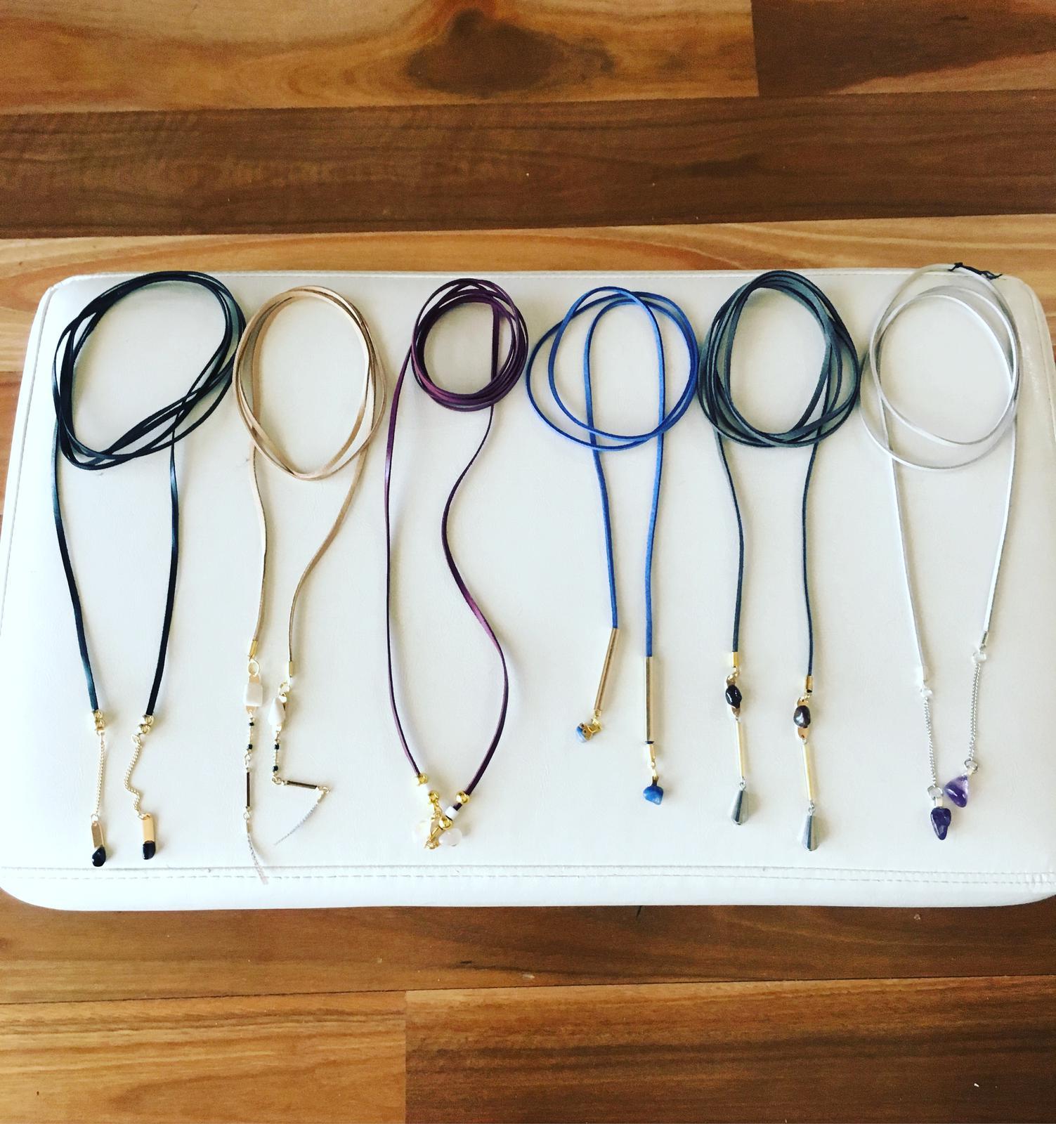 Alchme Wrap Necklaces
