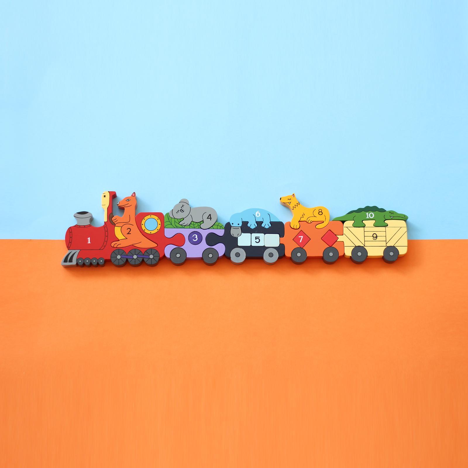 Oz Train 1-10