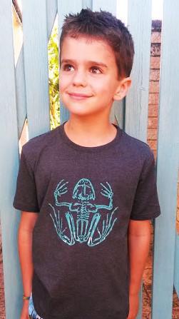 Kids' Frog T-shirt