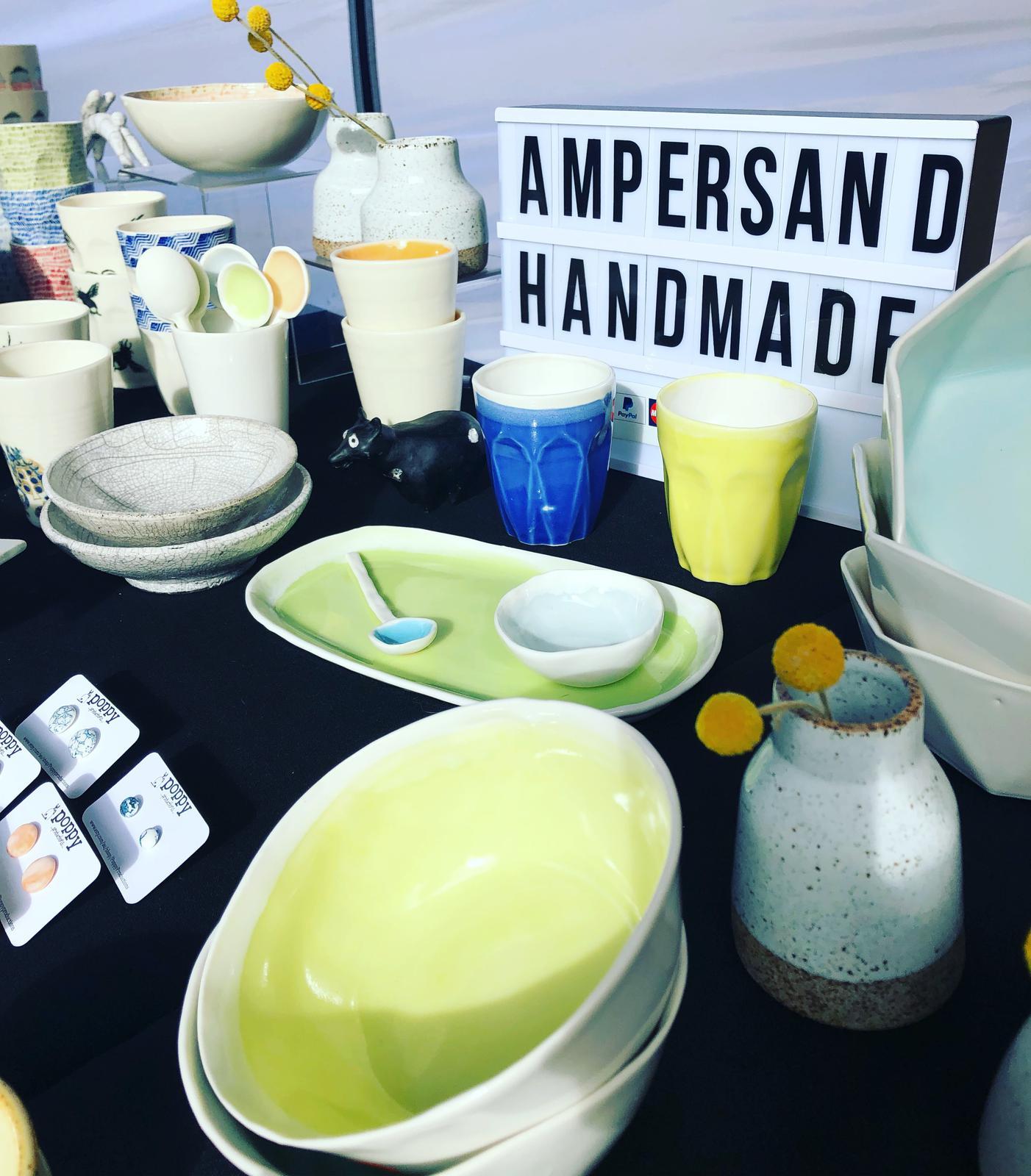 Ampersand Handmade