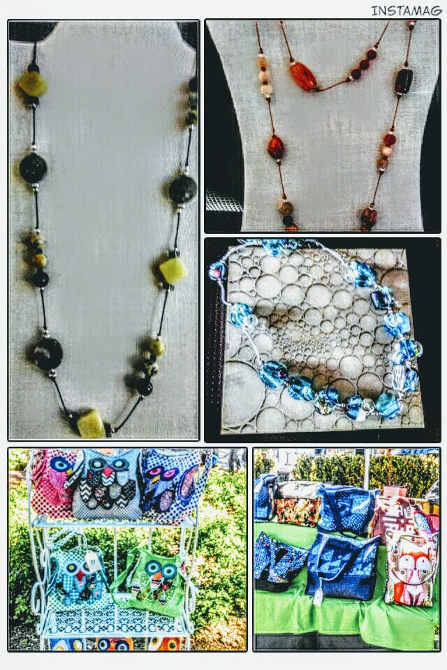 Annelle Creations Hand Crafted Jewellery and Fabric Bags