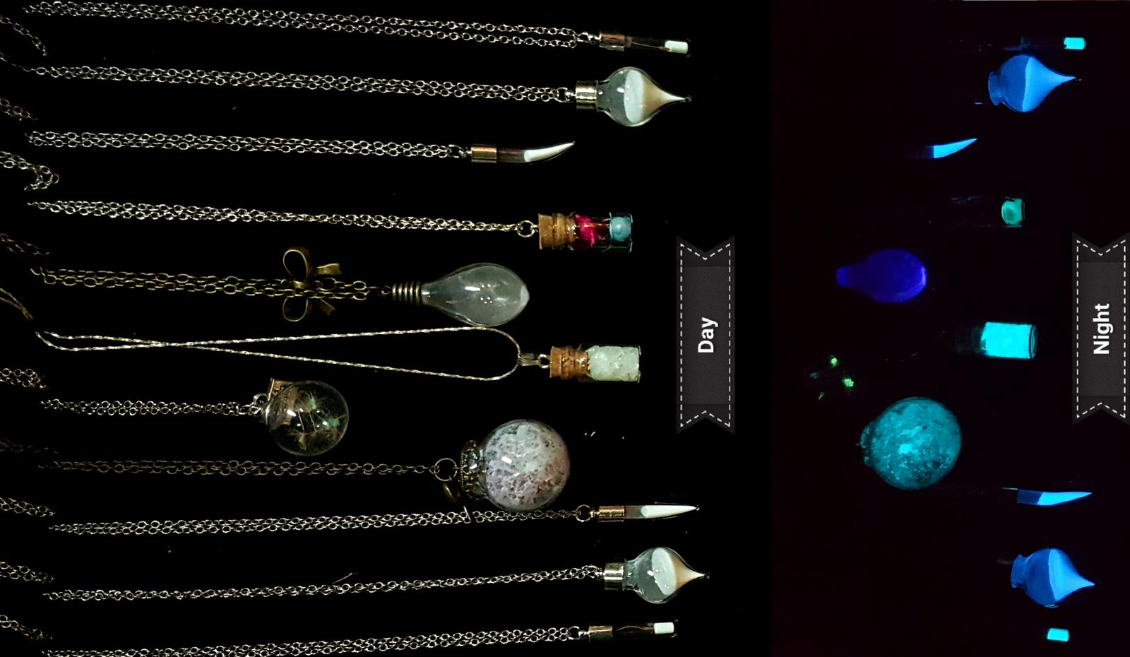 Glow in the Dark Jewellery
