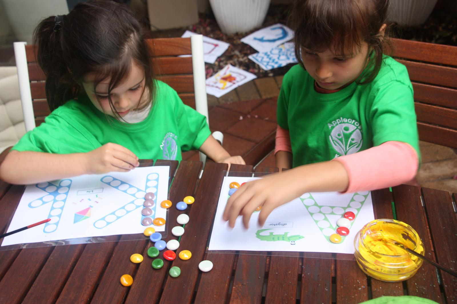 Applecross Pre-Kindy & Kindy Activities