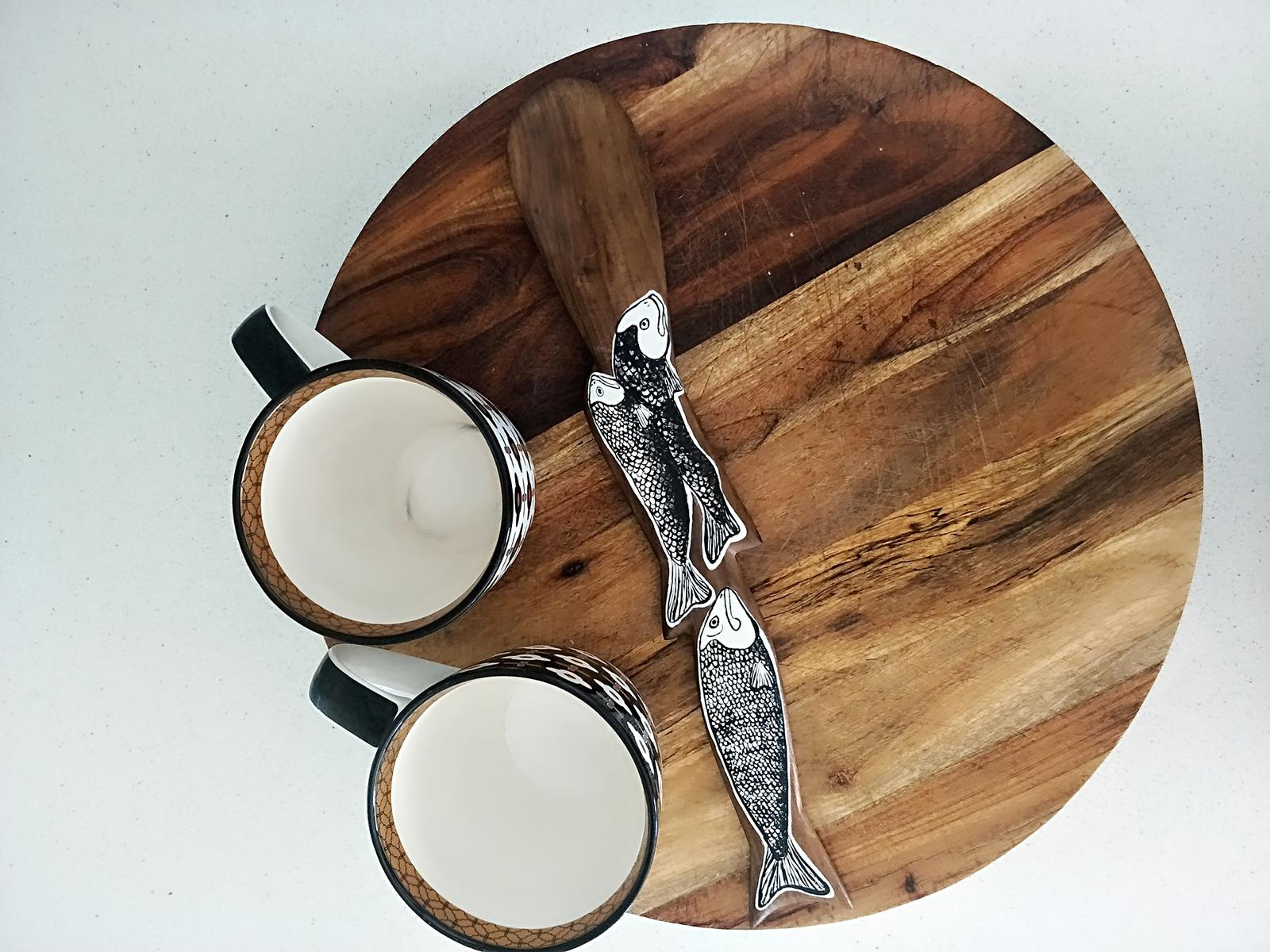 Upcycled wooden Spoon