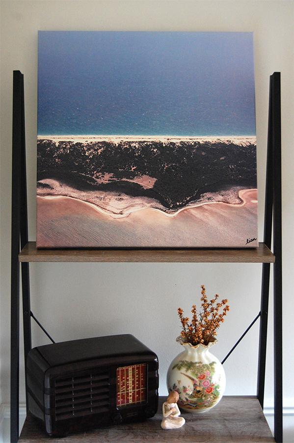12. Lake Meets Ocean - Lake Clifton, WA