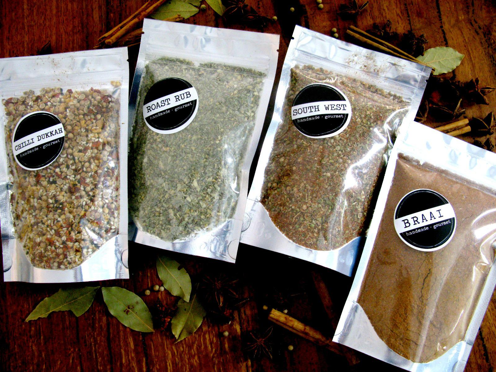 Artisan Spice spice bags