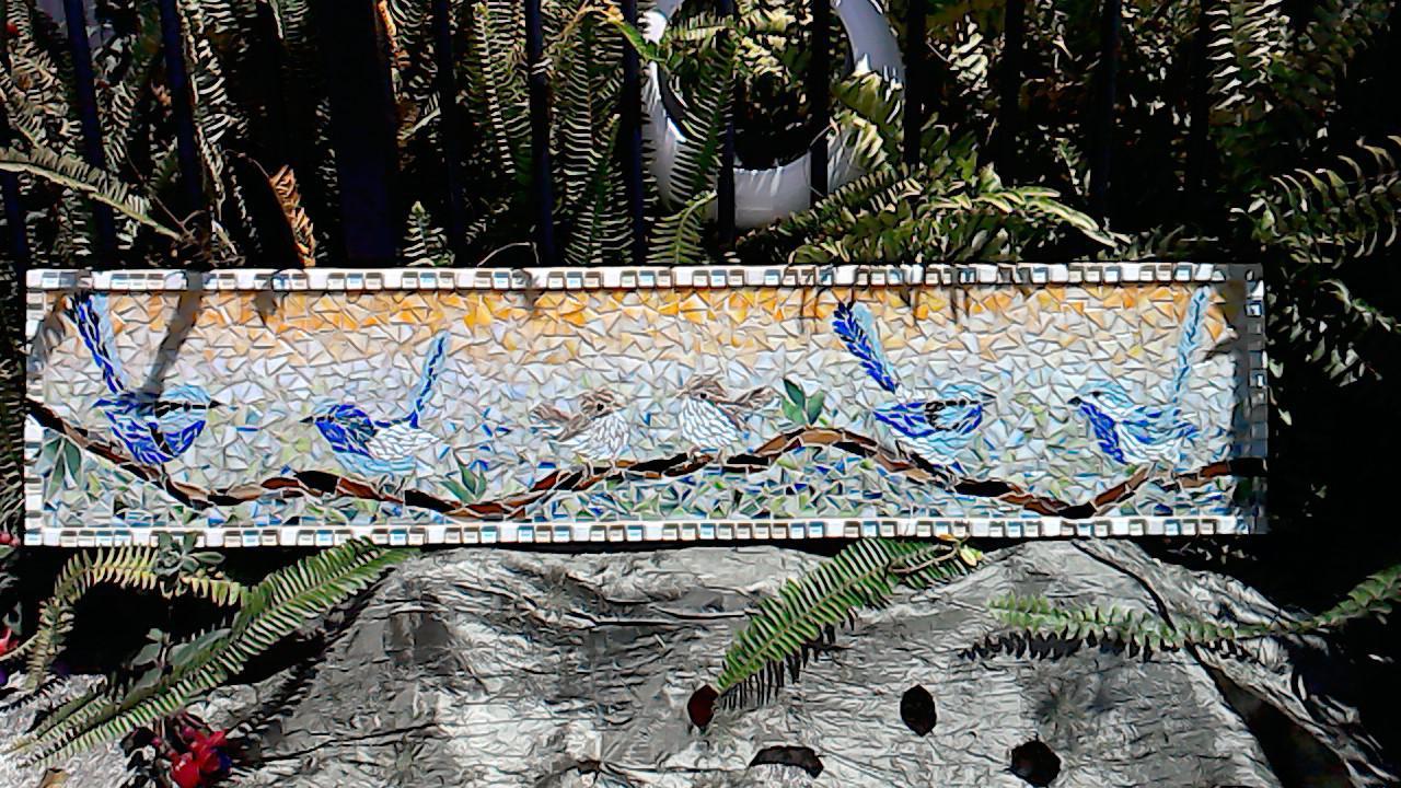 Birds Mosaic