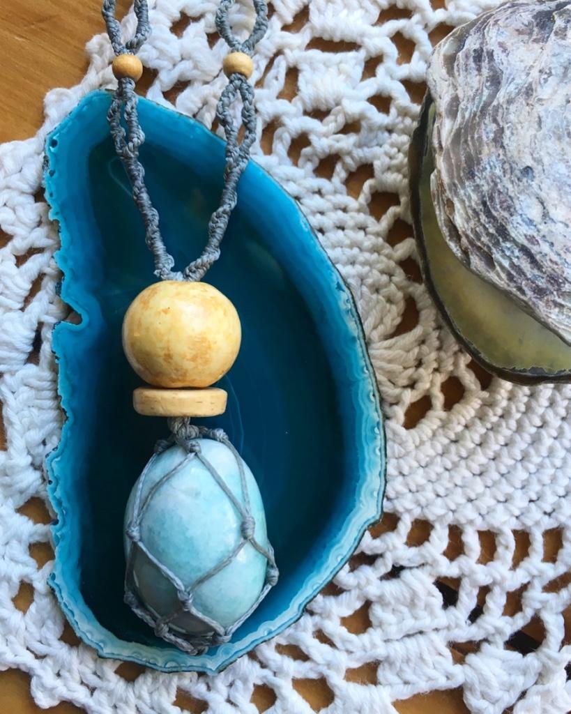 Crystal Amulets - Aragonite