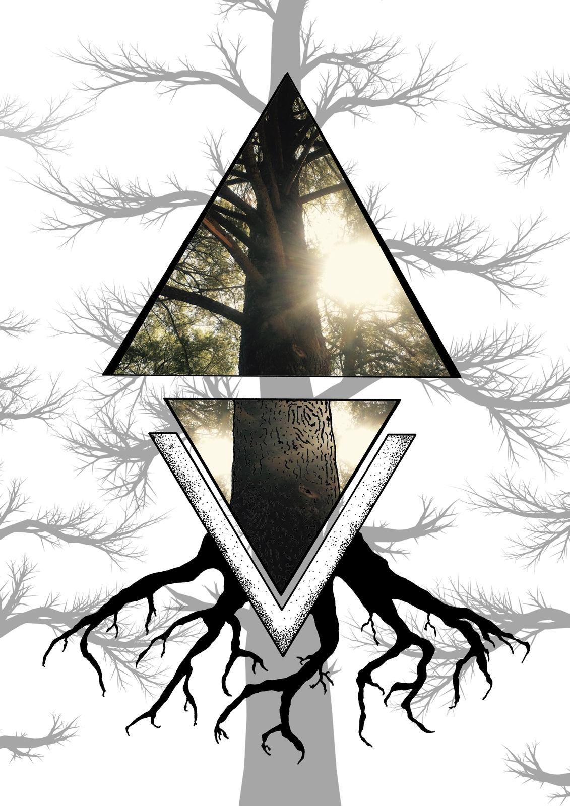 Art Prints - Tree Spirit