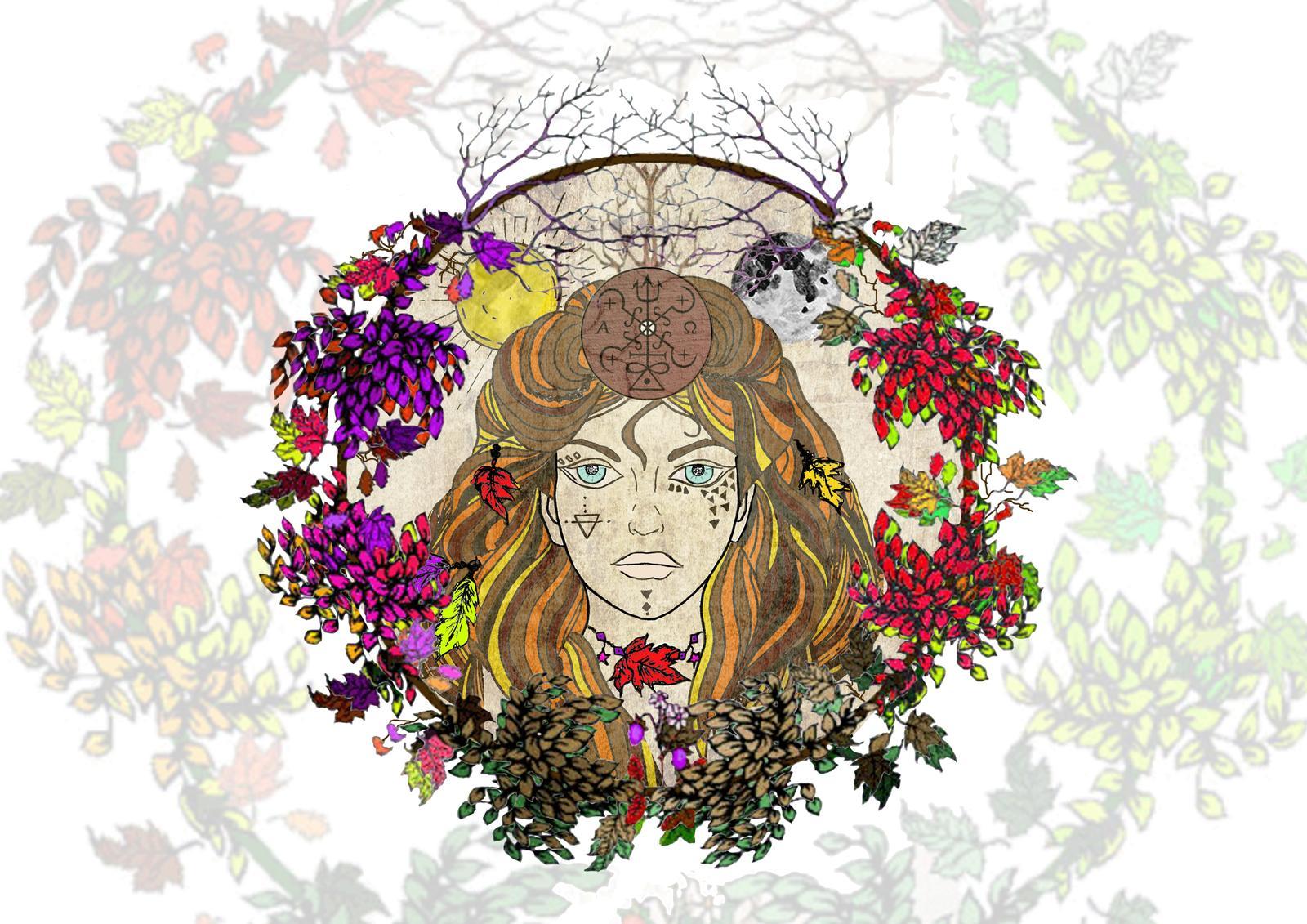 Art Prints - Autumn Equinox