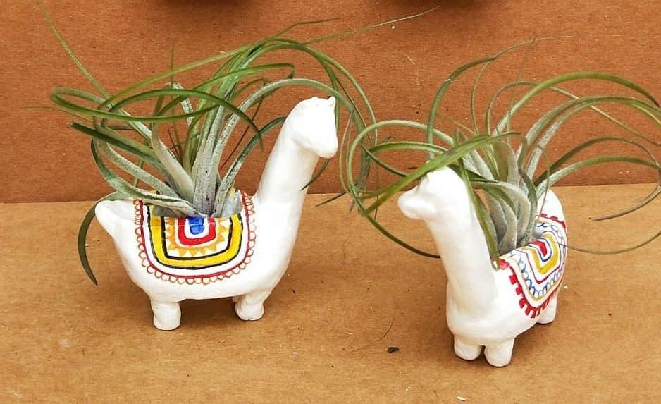 Llama Plant Pot