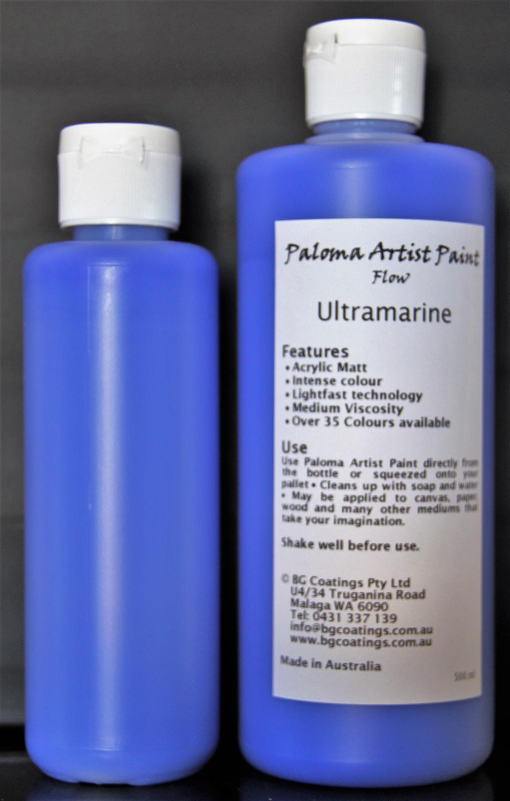 Paloma Artist Paint-Ultramarine