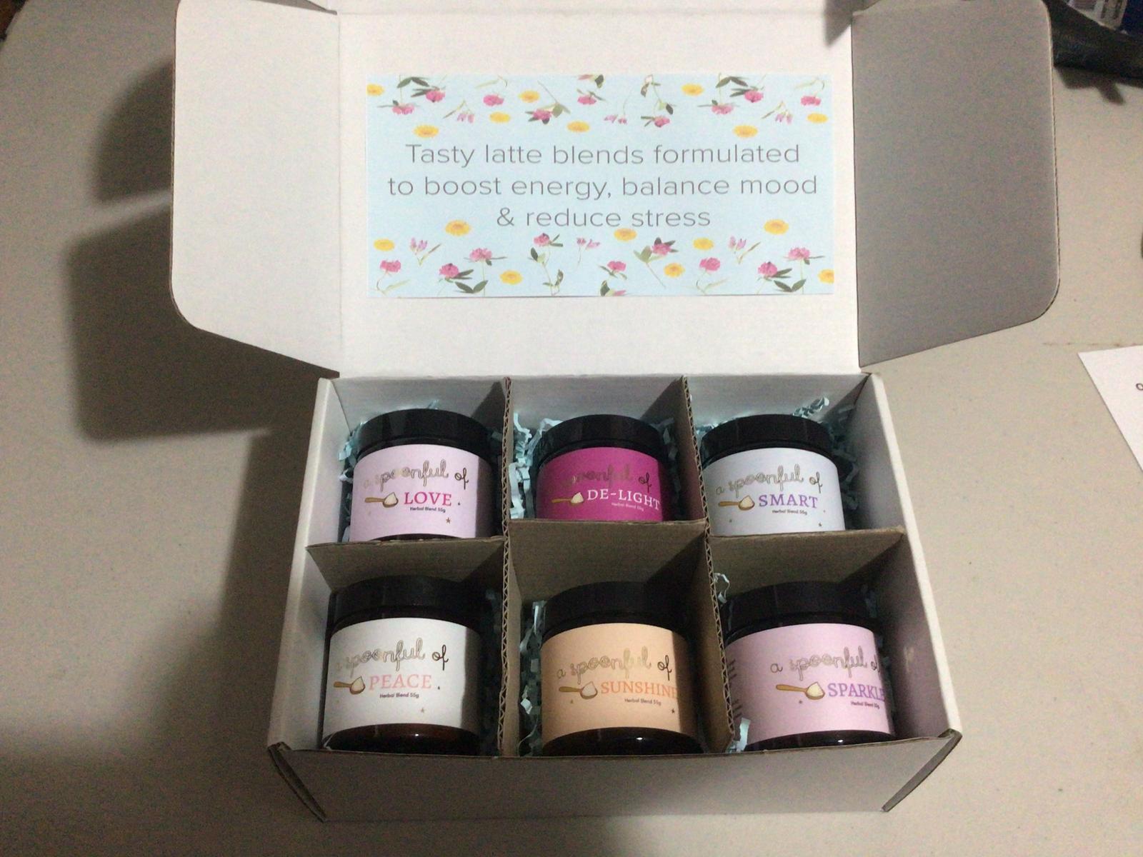 Balanced pantry gift box bliss blends