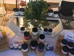 Balanced pantry, spoonful powdered herbal blends