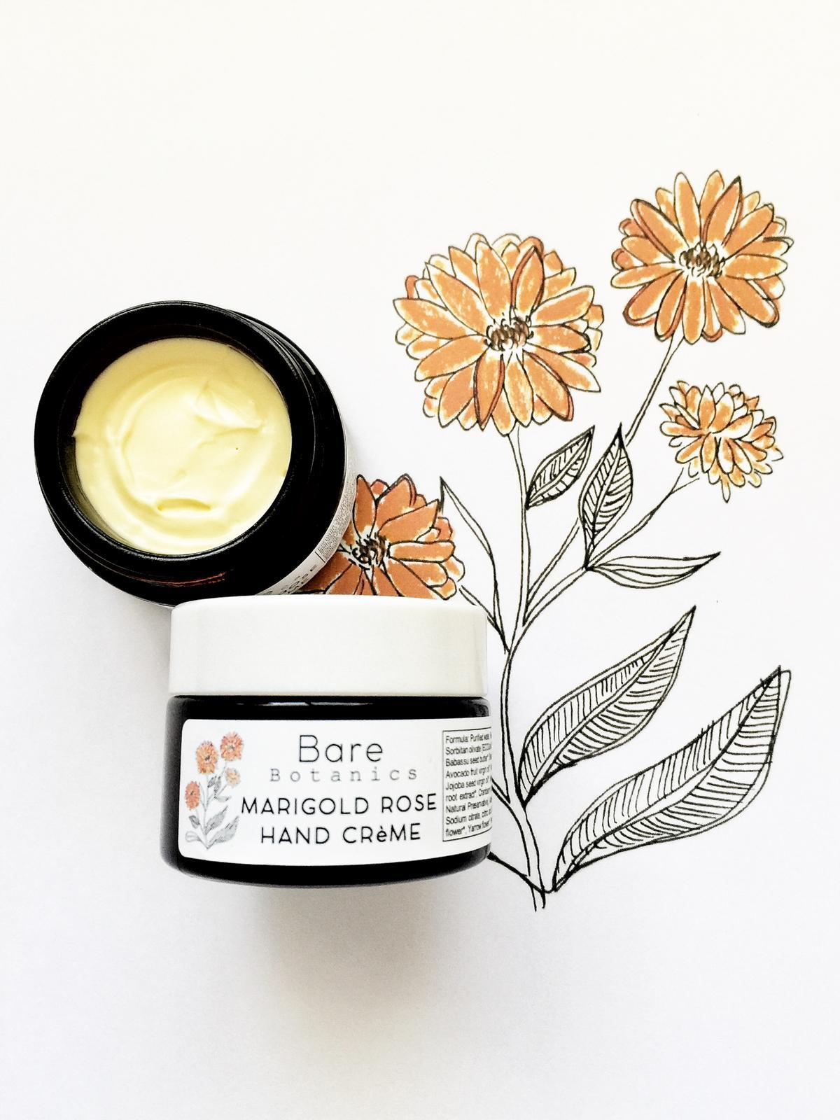Marigold Rose Hand Crème