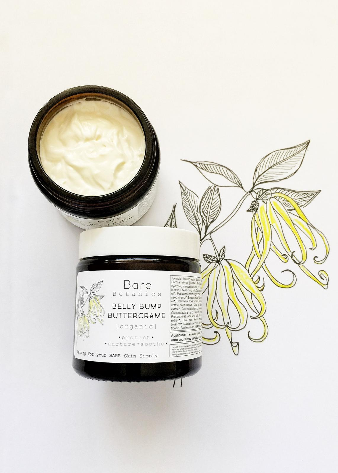 Bump & Stretch Buttercrème