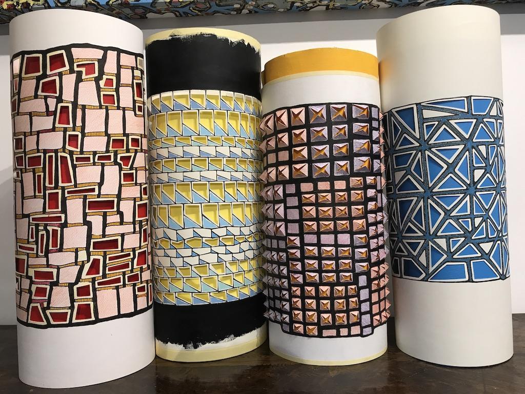 Barrel Lamps bespoke series