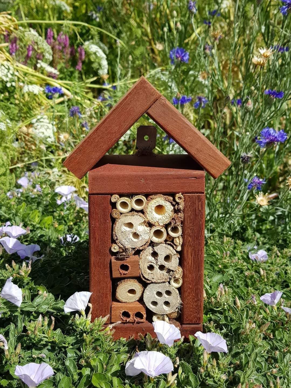 Mini Native Bee Hotel