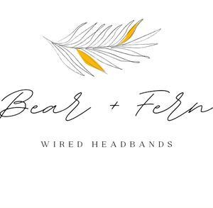 Bear and fern
