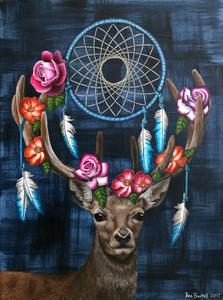 Bec Bartell Mixed Media Artist