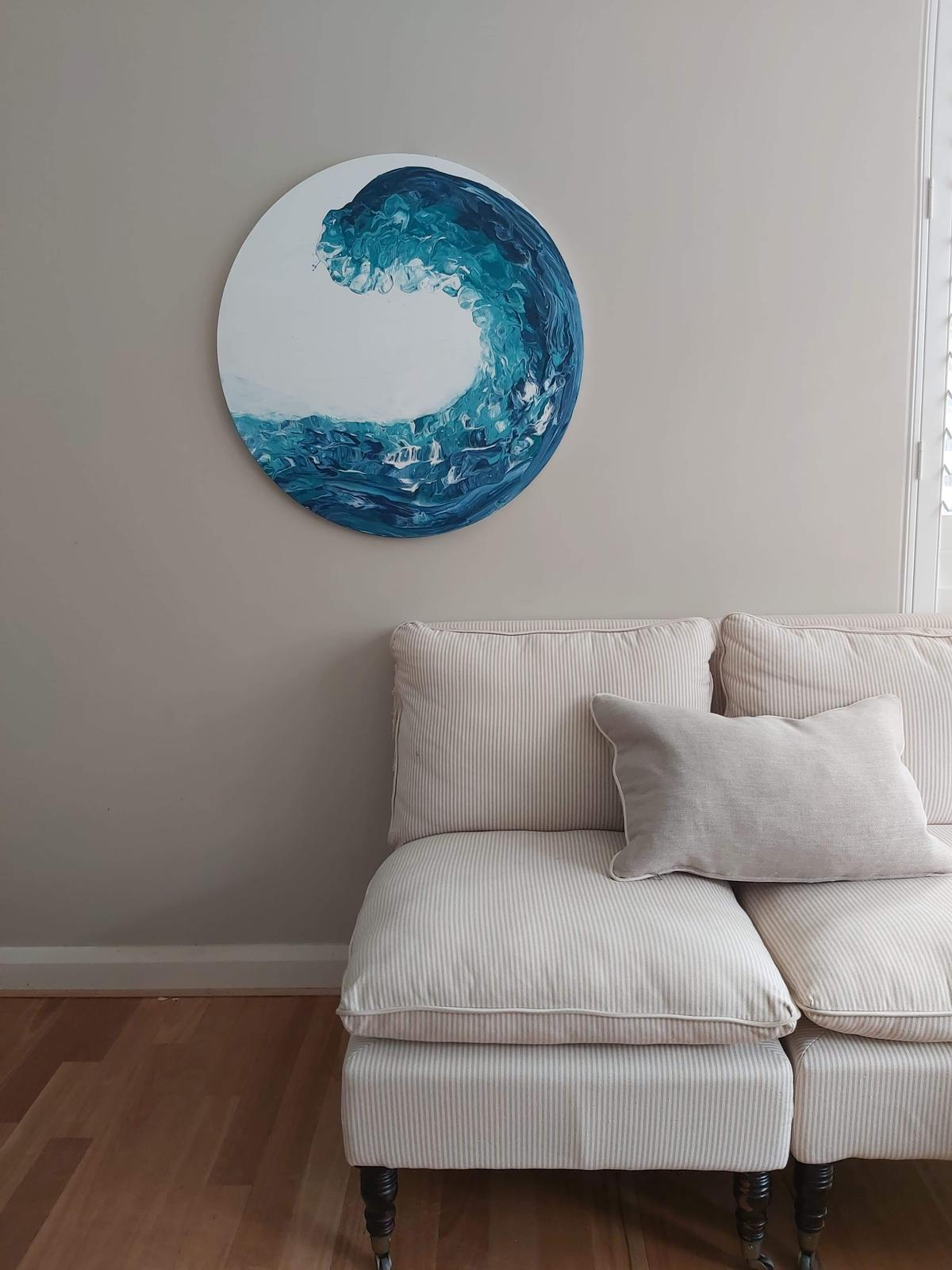 Large Statement Acrylic Wall Art