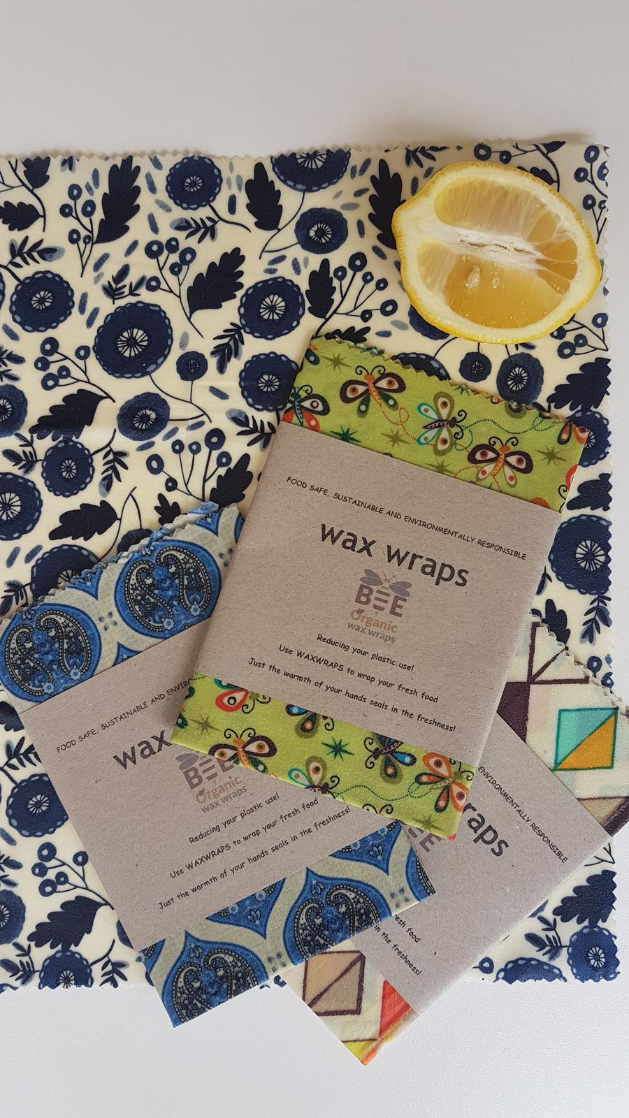 beeorganic wax wraps