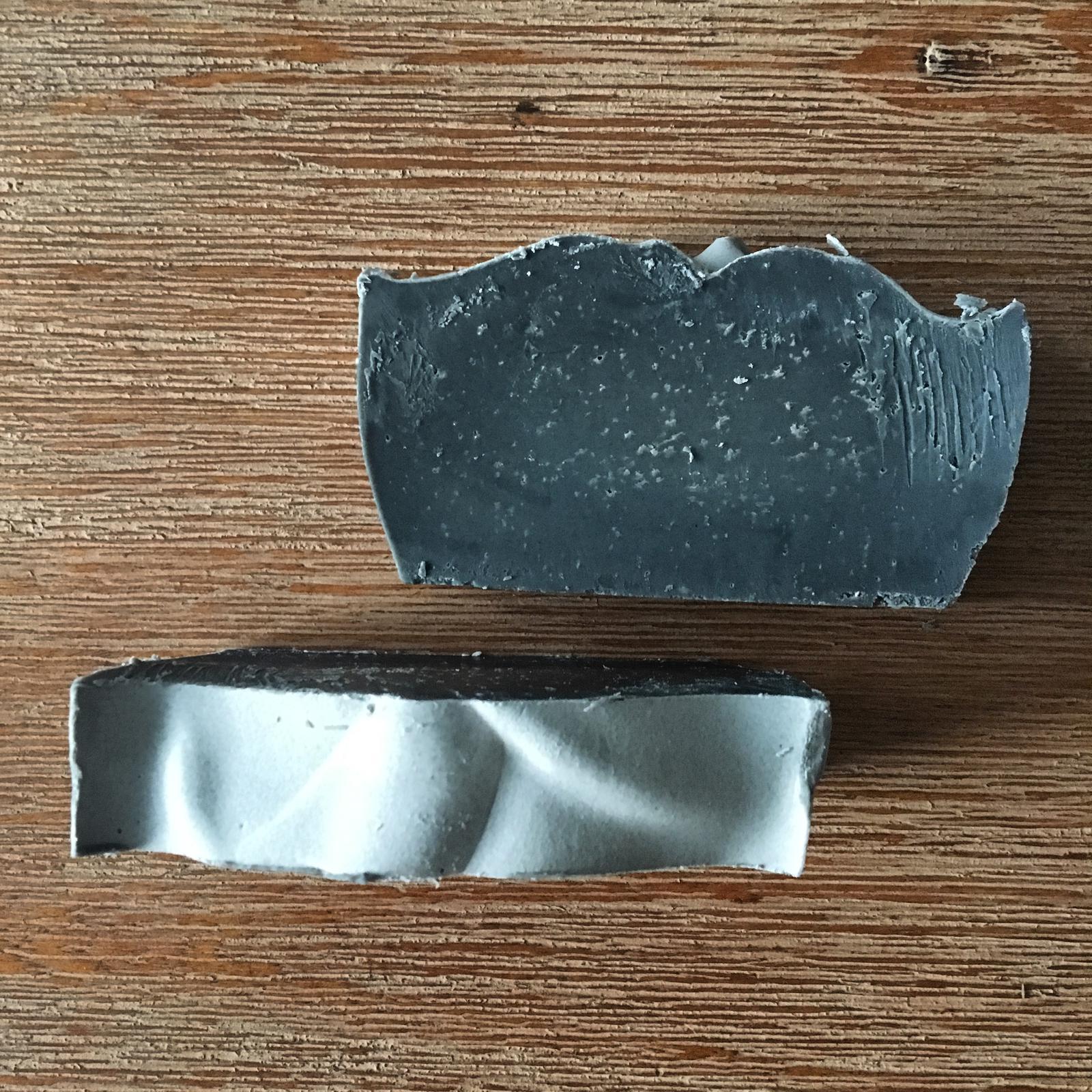 Charcoal & Bergamot Soap