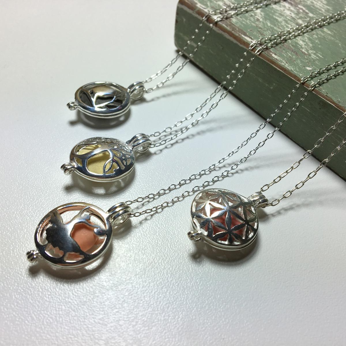 scent pendants
