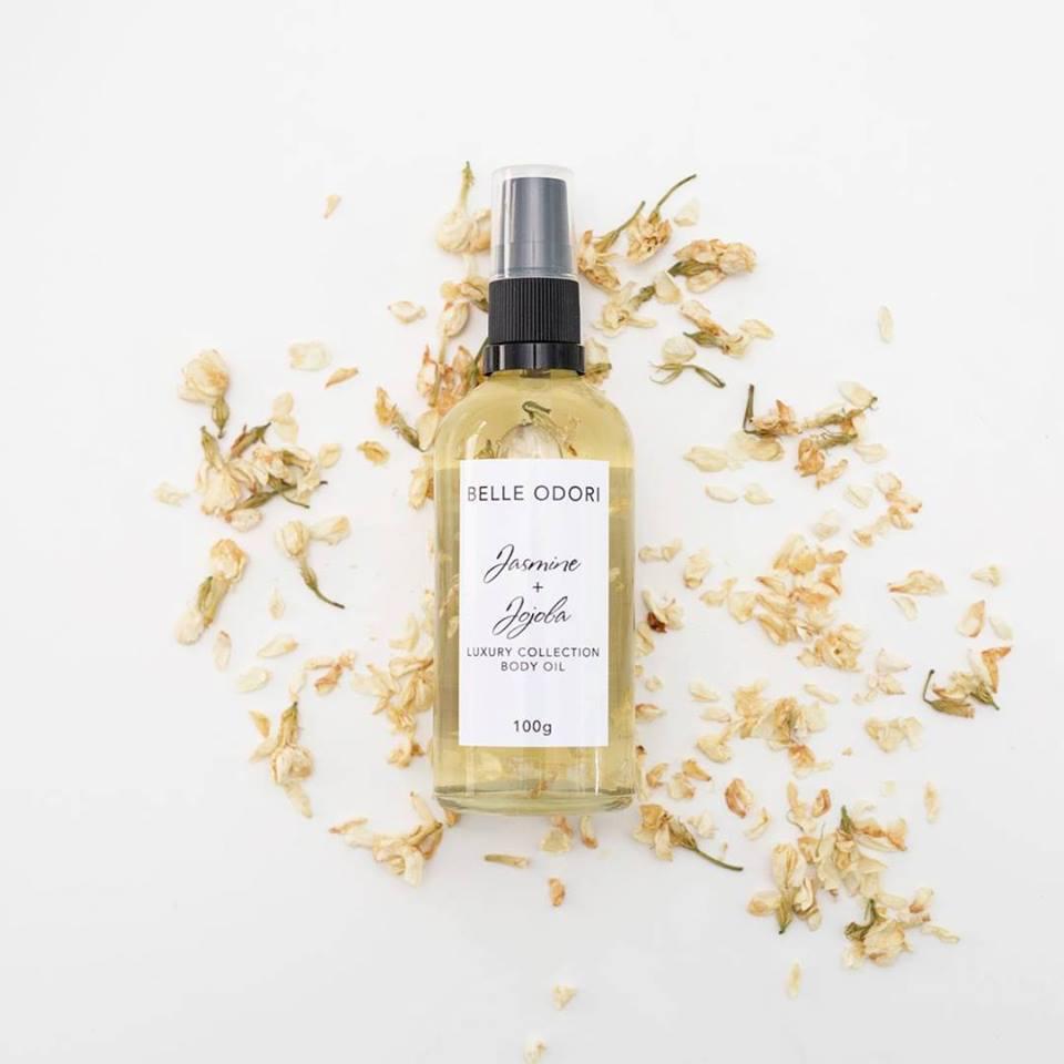 Jasmine & Jojoba Body Oil