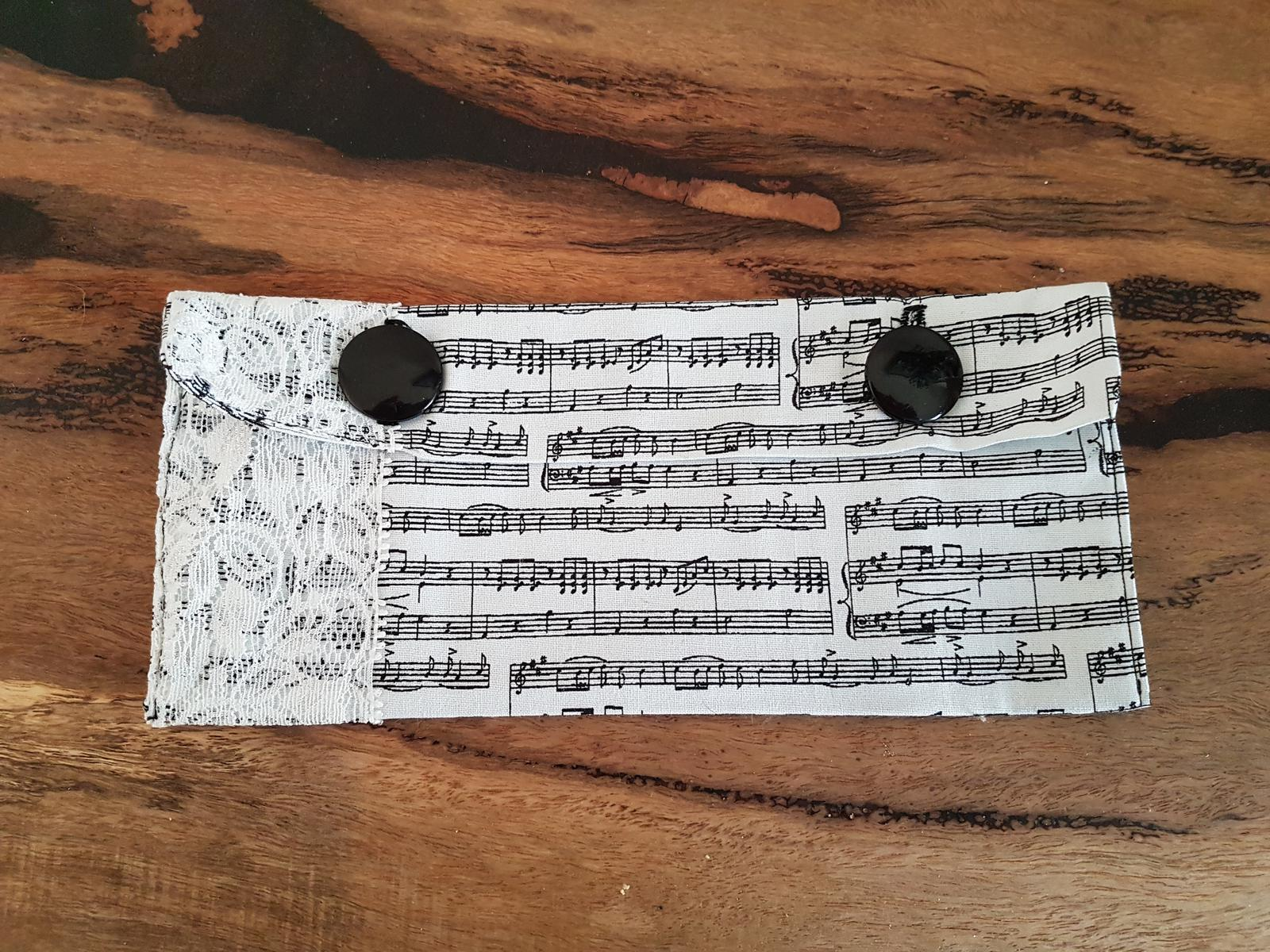Sheet Music Pouch