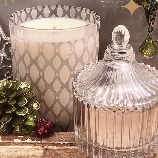 Bespoke Blends Christmas Candles
