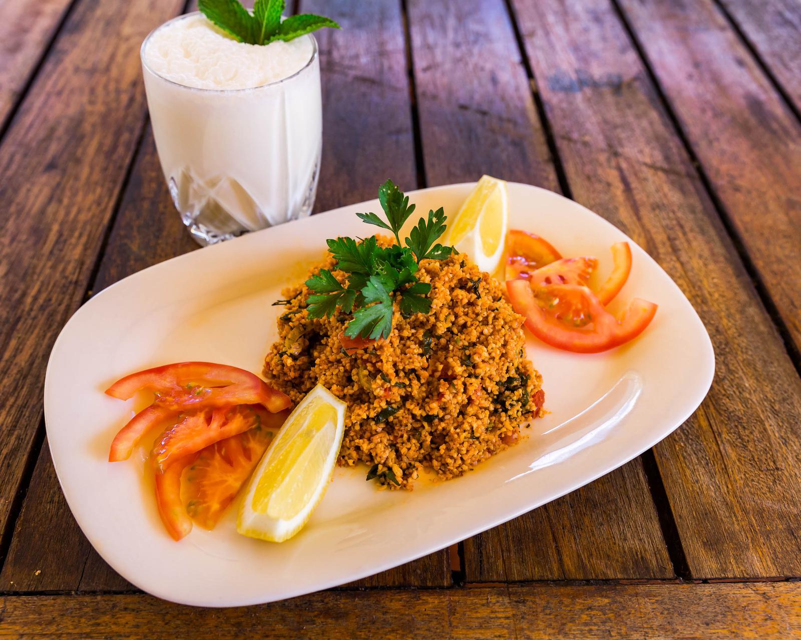 Kisir (Bulgur) Salad