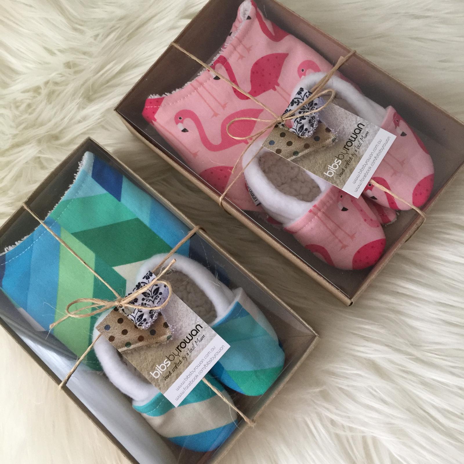 Bib & Bootie Gift Packs