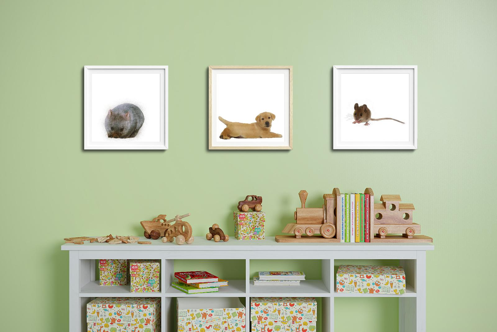 Children's Bedroom Prints
