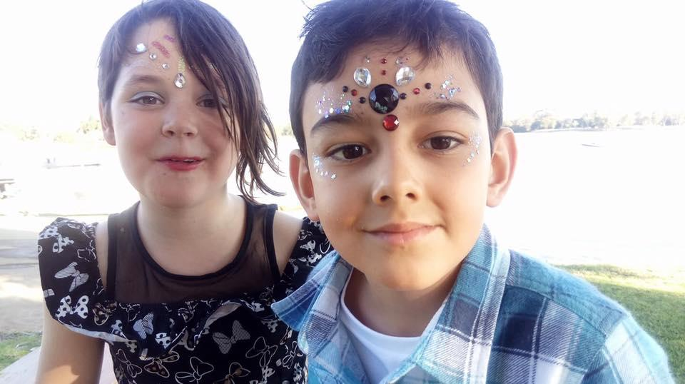 sparkle kids