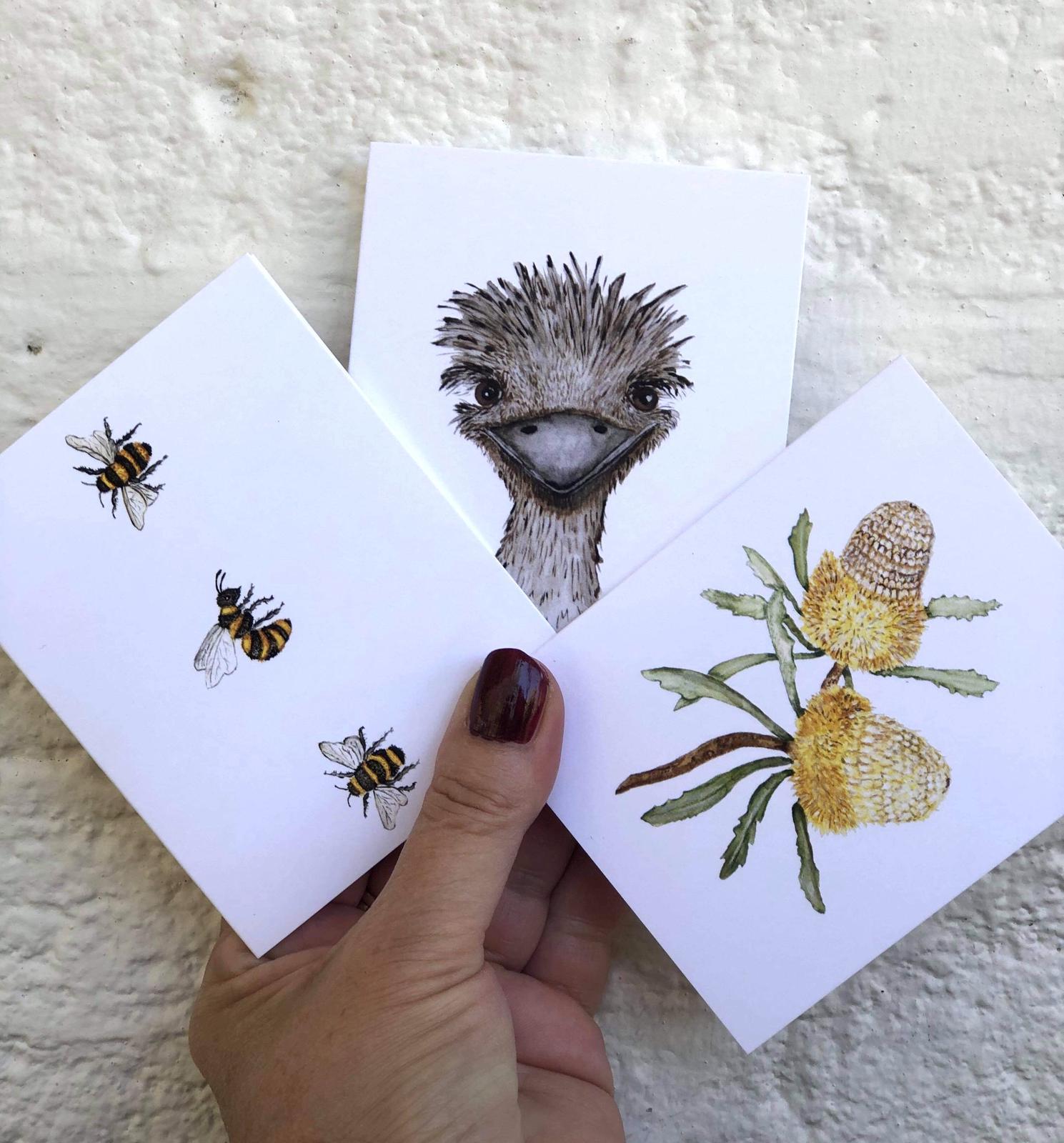 Bowerbirds artwork