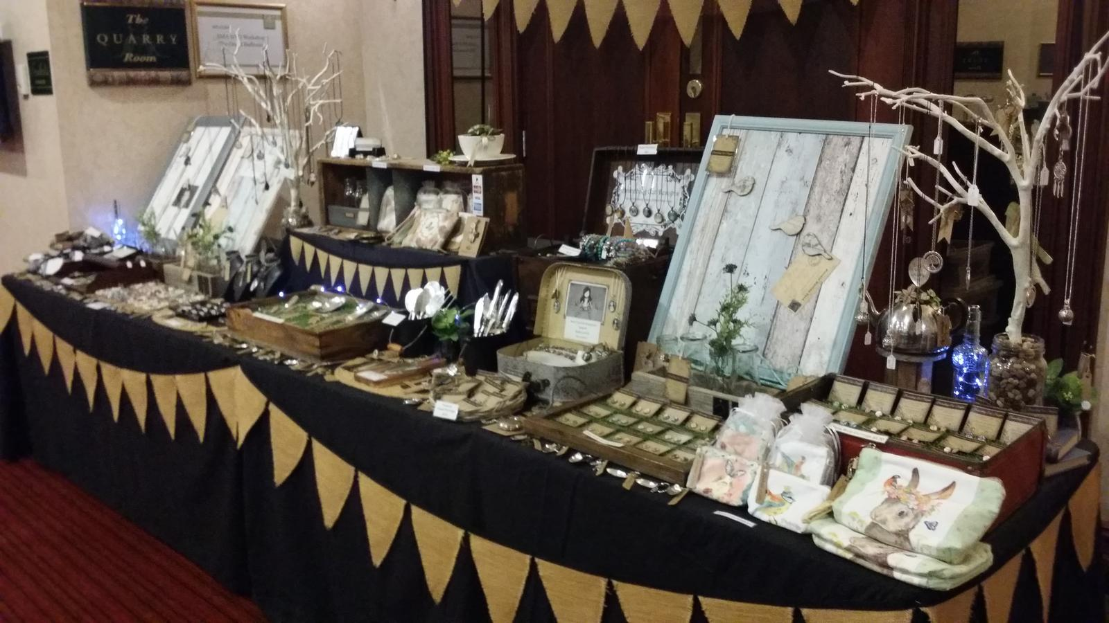 Branching Out Designs Stall