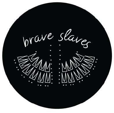 Brave Slaves logo