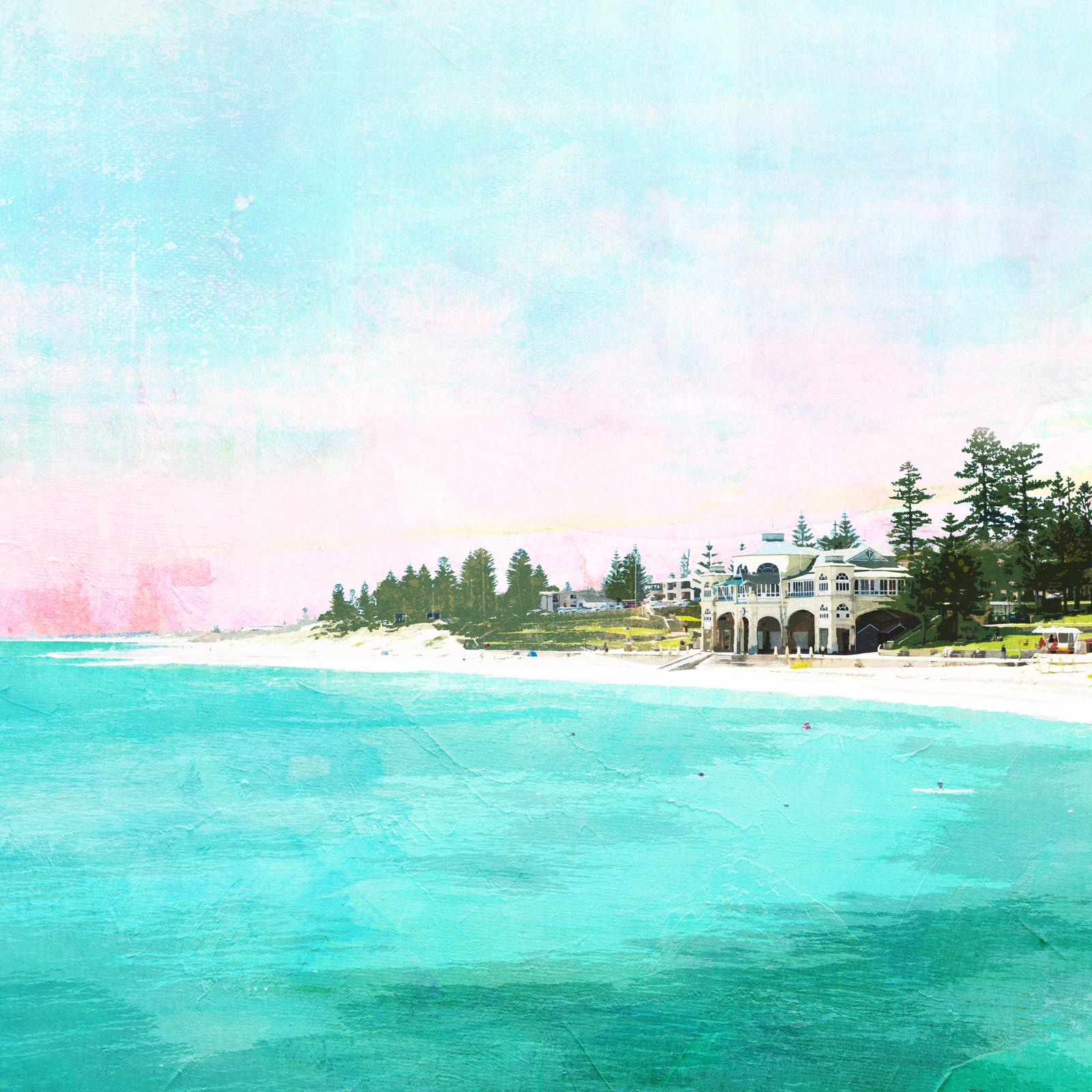 Cottesloe Beach - Art Print