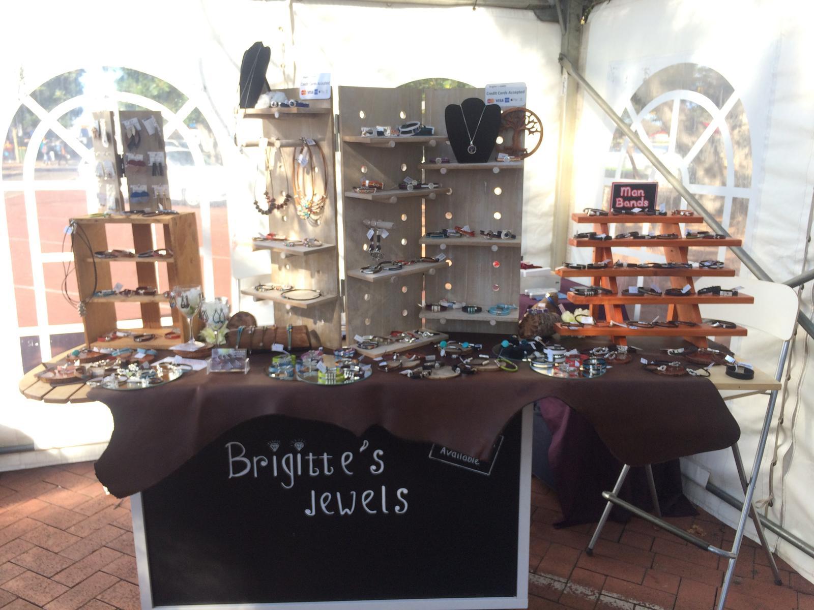Stall Setup Brigitte's Jewels