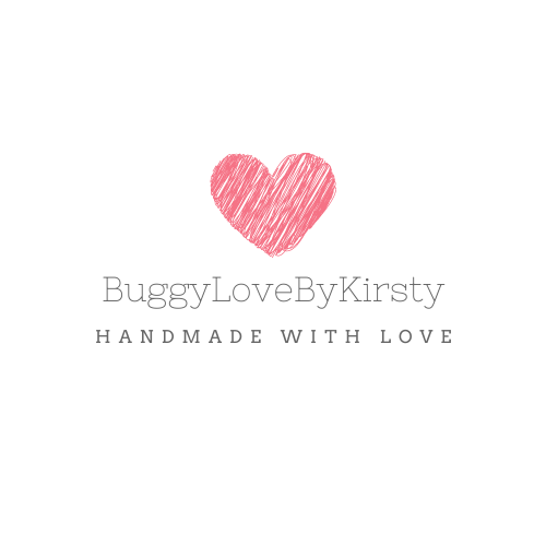 Buggy Love By Kirsty - handmade with love
