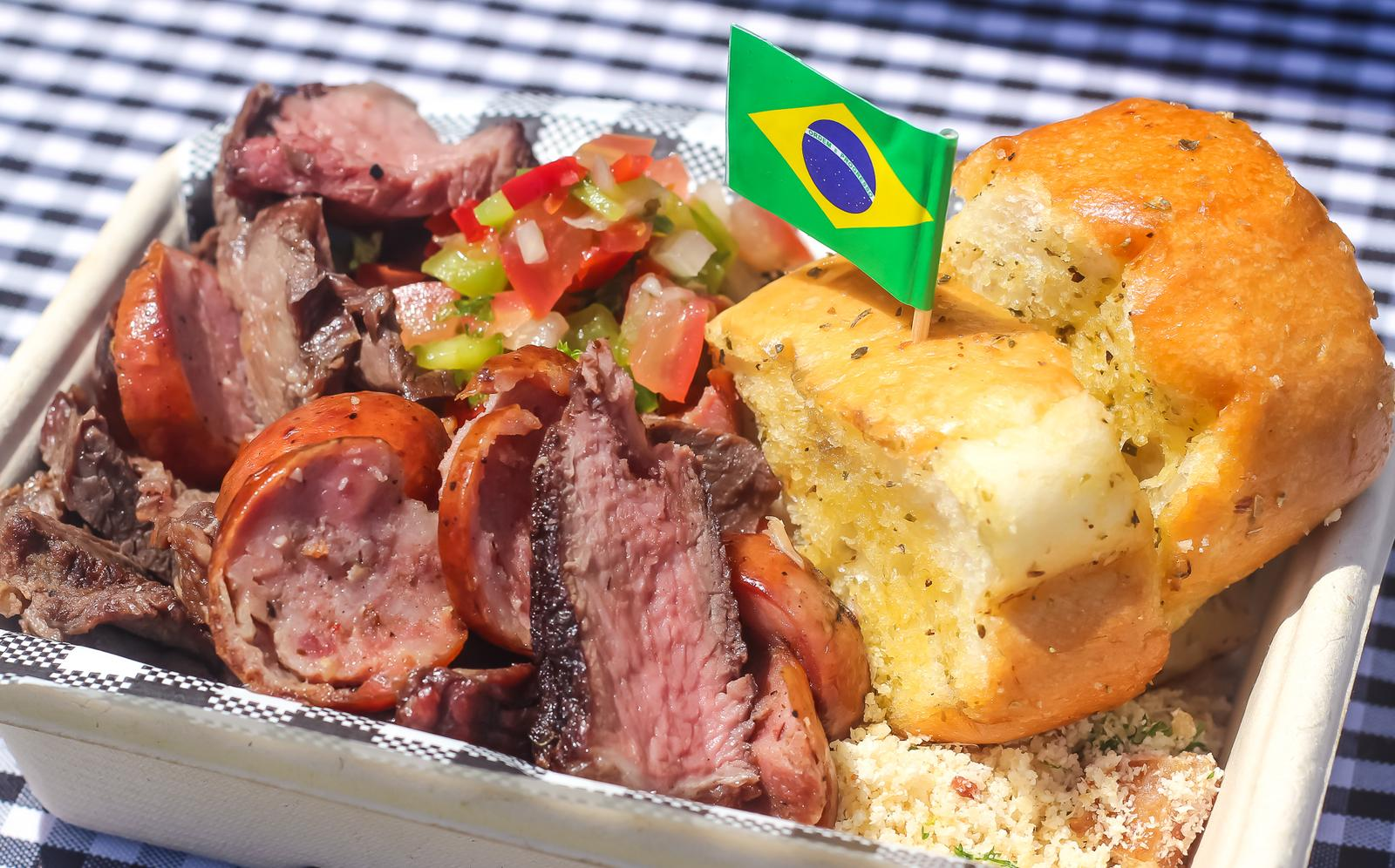 CHURRASCO MISTO  – Mixed Meat Plate